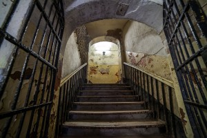 Inveraray Jail near Glenstrae Scottish Holiday Lodge