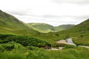 Walking and Boating at Glenstrae Scottish Highlands Holiday Lodge