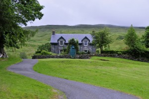 Stay at Glenstrae holiday lodge scottish highlands