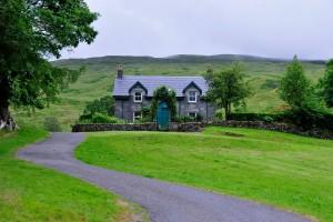 Stay at Glenstrae holiday lodge scottish highlands