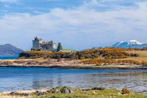 Stay at Glenstrae Scottish Holiday Lodge near Oban and the Islands
