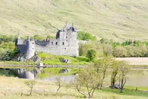 Kilchurn Castle, Loch Awe, Scotland